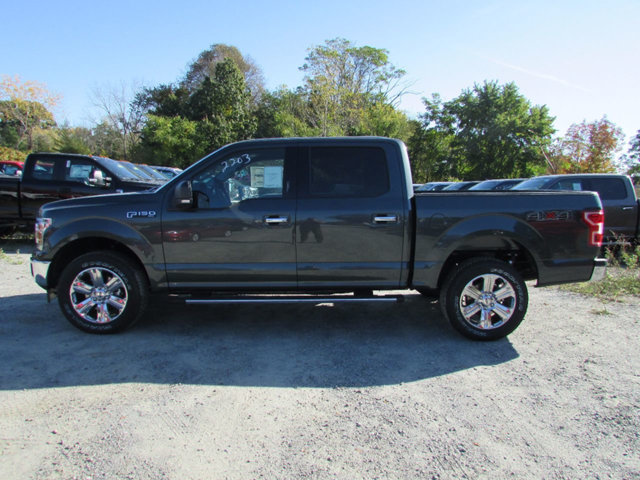 2018 F-150 Crew Cab 4x4 Pickup #18008 - photo 8