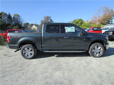2018 F-150 Crew Cab 4x4 Pickup #18008 - photo 5