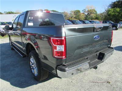 2018 F-150 Crew Cab 4x4 Pickup #18008 - photo 2