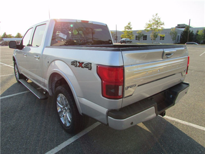 2018 F-150 Crew Cab 4x4 Pickup #18027 - photo 2
