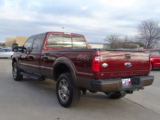 2015 F-350 Crew Cab 4x4, Pickup #2FEC44688 - photo 5