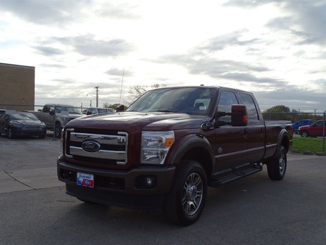 2015 F-350 Crew Cab 4x4, Pickup #2FEC44688 - photo 7