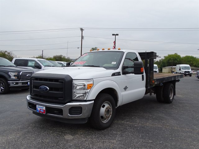 2015 F-350 Regular Cab DRW, Flatbed #4FEB44004 - photo 5