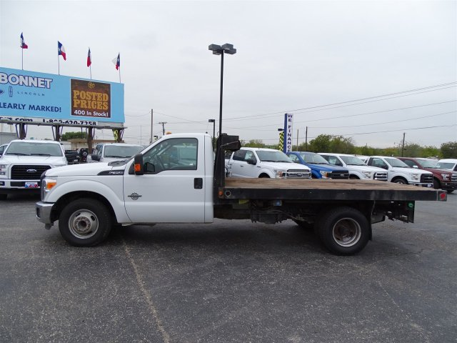 2015 F-350 Regular Cab DRW, Flatbed #4FEB44004 - photo 6