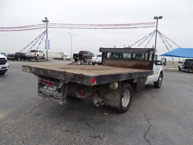 2015 F-350 Regular Cab DRW, Flatbed #4FEB44004 - photo 2