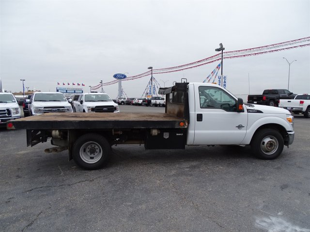 2015 F-350 Regular Cab DRW, Flatbed #4FEB44004 - photo 8