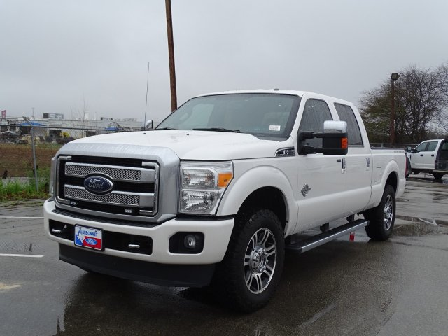 2015 F-250 Crew Cab 4x4, Pickup #6FEC10968 - photo 8