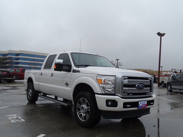 2015 F-250 Crew Cab 4x4, Pickup #6FEC10968 - photo 9