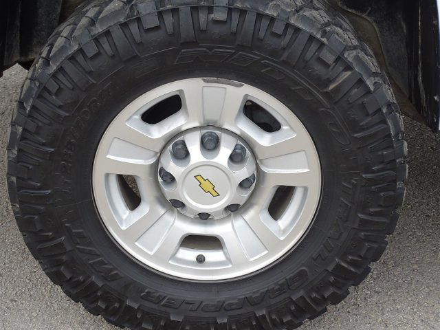 2009 Silverado 2500 Crew Cab 4x4, Pickup #89F112617 - photo 10