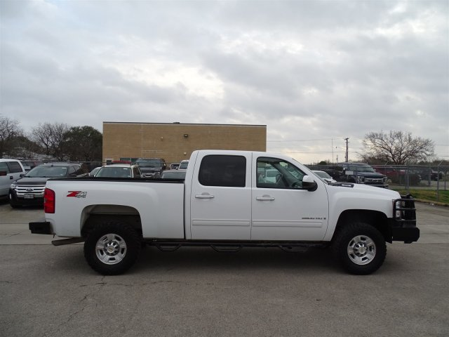 2009 Silverado 2500 Crew Cab 4x4, Pickup #89F112617 - photo 3