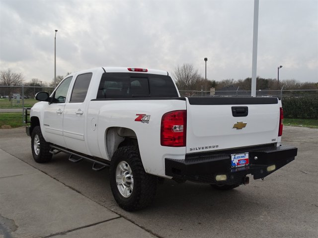 2009 Silverado 2500 Crew Cab 4x4, Pickup #89F112617 - photo 6