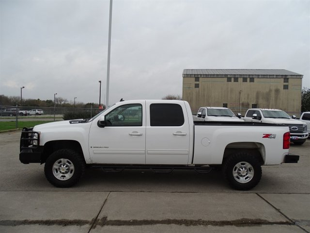2009 Silverado 2500 Crew Cab 4x4, Pickup #89F112617 - photo 7