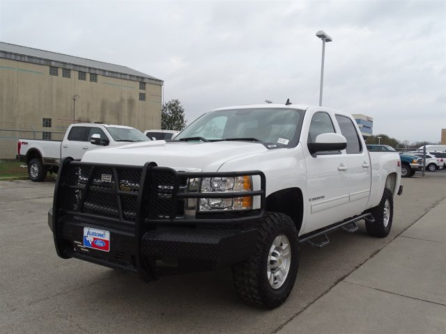 2009 Silverado 2500 Crew Cab 4x4, Pickup #89F112617 - photo 8