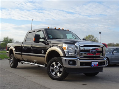 2013 F-350 Crew Cab 4x4, Pickup #8DEA66881 - photo 8