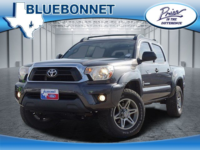 2013 Tacoma Double Cab 4x2,  Pickup #8DX038834 - photo 1