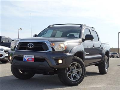 2013 Tacoma Double Cab 4x2,  Pickup #8DX038834 - photo 3