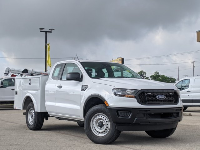 2019 Ford Ranger Super Cab RWD, Knapheide Aluminum Service Body #RLA90775 - photo 1