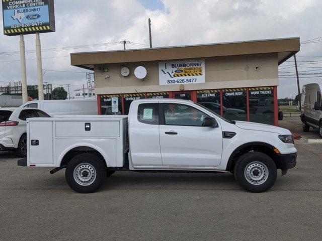 2019 Ford Ranger Super Cab RWD, Knapheide Aluminum Service Body #RLA90775 - photo 4