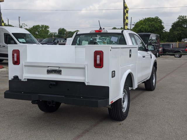 2019 Ford Ranger Super Cab RWD, Knapheide Aluminum Service Body #RLA90775 - photo 2