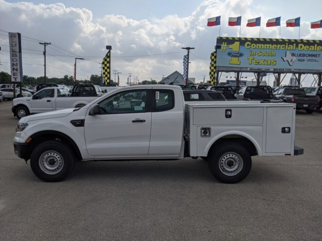 2019 Ford Ranger Super Cab RWD, Knapheide Aluminum Service Body #RLA90775 - photo 8