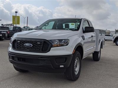 2019 Ford Ranger Super Cab RWD, Knapheide Aluminum Service Body #RLA90775 - photo 10