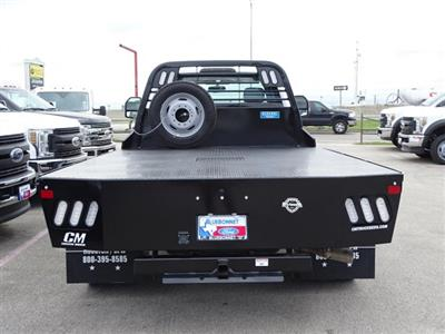 2019 F-550 Regular Cab DRW 4x4,  Flatbed #TDA04464 - photo 4