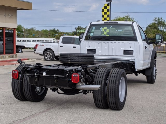 2020 Ford F-600 Regular Cab DRW 4x4, Cab Chassis #TDA12398 - photo 1