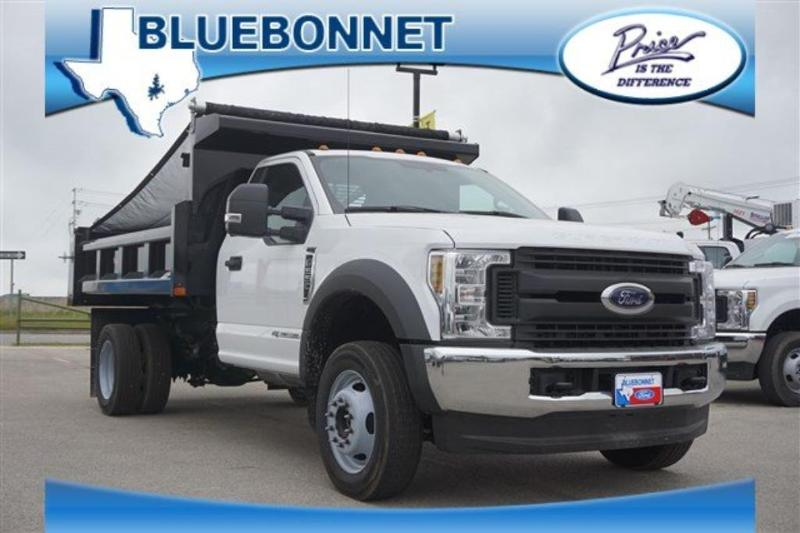 New 2019 Ford F-550 Dump Body for sale