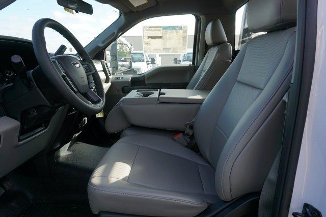 2019 Ford F-550 Regular Cab DRW 4x2, CM Truck Beds RD Model Flatbed #TDA24919 - photo 10