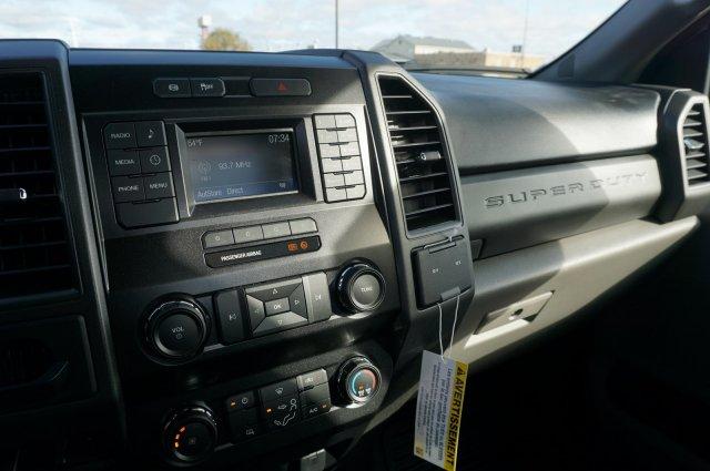 2019 Ford F-550 Regular Cab DRW 4x2, CM Truck Beds RD Model Flatbed #TDA24919 - photo 15