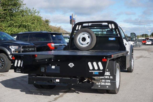 2019 Ford F-550 Regular Cab DRW 4x2, CM Truck Beds RD Model Flatbed #TDA24919 - photo 2