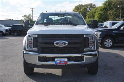 2019 Ford F-550 Regular Cab DRW 4x2, CM Truck Beds RD Model Flatbed #TDA24919 - photo 8