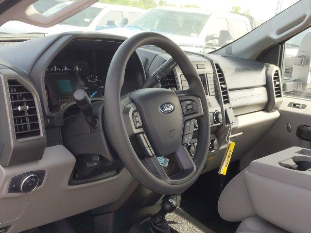 2019 Ford F-550 Regular Cab DRW 4x4, CM Truck Beds RD Model Flatbed #TDA27396 - photo 11