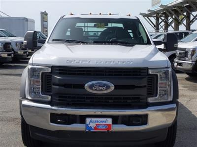 2019 Ford F-550 Regular Cab DRW 4x4, CM Truck Beds RD Model Flatbed #TDA27396 - photo 9