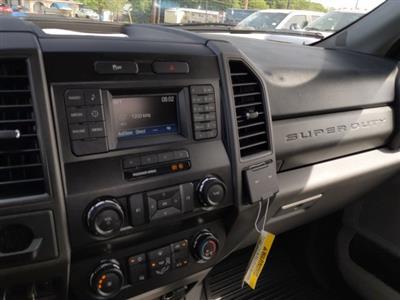 2019 Ford F-550 Regular Cab DRW 4x4, CM Truck Beds RD Model Flatbed #TDA27396 - photo 14