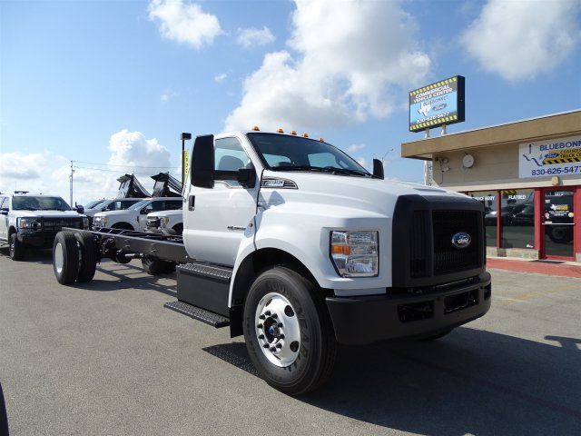 2017 F-650 Regular Cab Cab Chassis #TDB12846 - photo 3