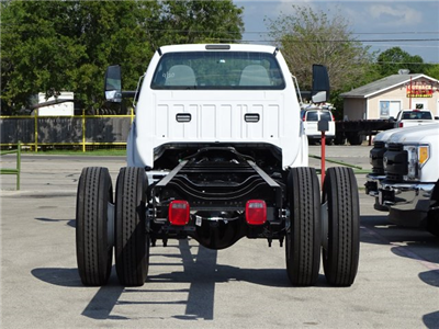 2017 F-650 Regular Cab Cab Chassis #TDB12846 - photo 4