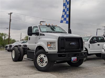2021 Ford F-750 Regular Cab DRW 4x2, Cab Chassis #TDF01908 - photo 1
