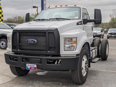 2021 Ford F-750 Regular Cab DRW 4x2, Cab Chassis #TDF01908 - photo 8