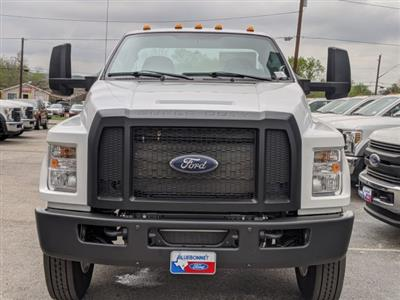 2021 Ford F-750 Regular Cab DRW 4x2, Cab Chassis #TDF01908 - photo 9