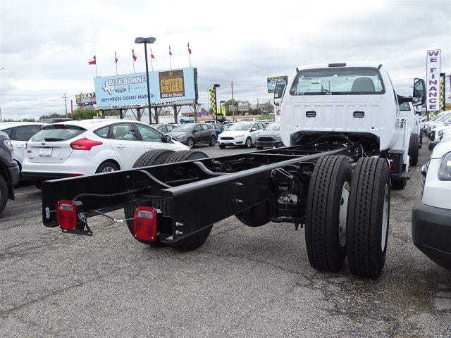 2019 F-650 Regular Cab DRW 4x2,  Cab Chassis #TDF02845 - photo 2