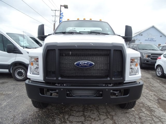 2019 F-650 Regular Cab DRW 4x2,  Cab Chassis #TDF02845 - photo 6