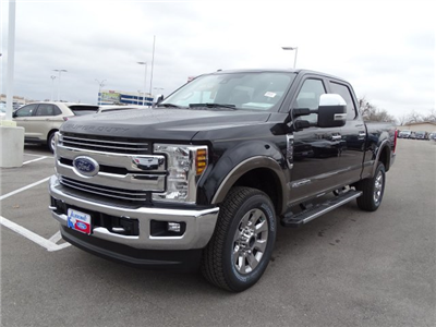 2018 F-250 Crew Cab 4x4 Pickup #TEB09210 - photo 8