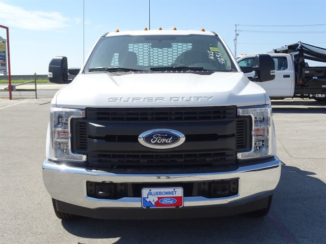 2018 F-350 Regular Cab DRW, Knapheide PGNB Gooseneck Flatbed #TEB24324 - photo 9