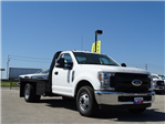2018 F-350 Regular Cab DRW, Knapheide PGNB Gooseneck Flatbed #TEB24324 - photo 3