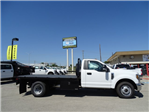 2018 F-350 Regular Cab DRW, Knapheide PGNB Gooseneck Flatbed #TEB24324 - photo 4