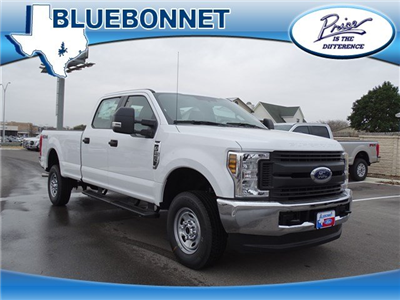 2018 F-250 Crew Cab 4x4, Pickup #TEB28747 - photo 1
