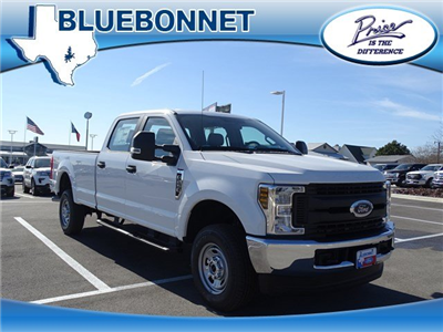 2018 F-250 Crew Cab 4x4, Pickup #TEB35608 - photo 1