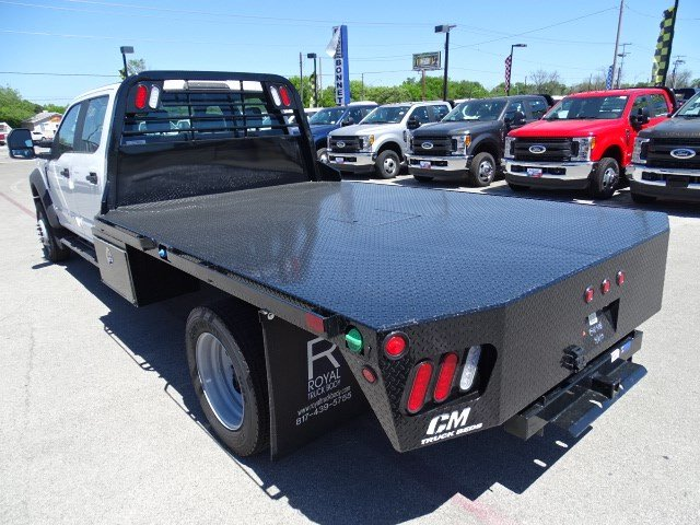 2017 F-550 Crew Cab DRW, Royal Flatbed #TEB42261 - photo 6