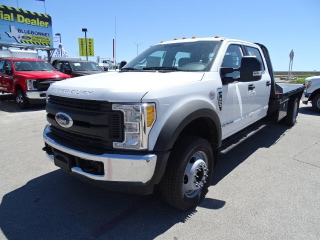 2017 F-550 Crew Cab DRW, Royal Flatbed #TEB42261 - photo 8